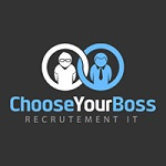 choose your boss logo