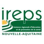 ireps nouvelle-Aquitaine logo