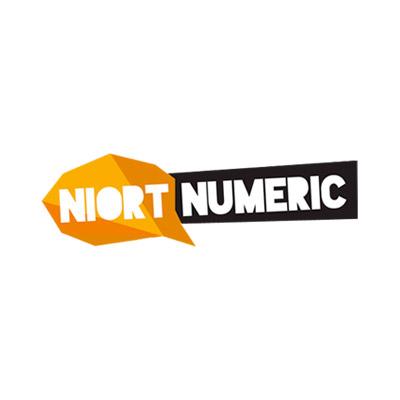 Logo niort numéric