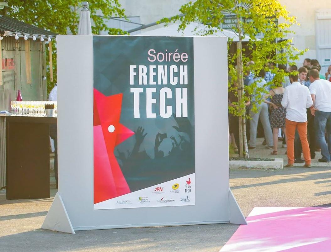 Soirée French Tech 1 Niort Numéric