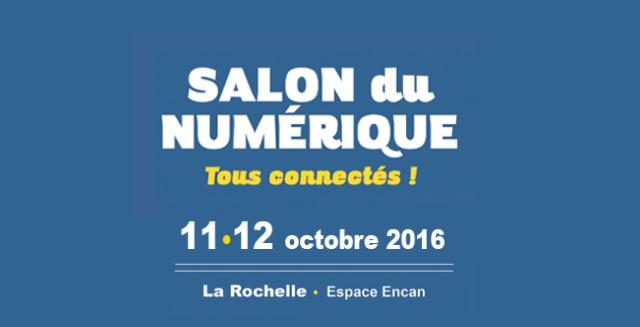 Salon du numérique 2016