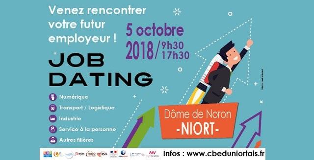 job dating 2018 de Niort