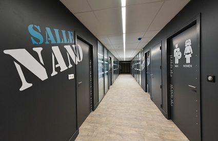 niort tech couloir salle de cours