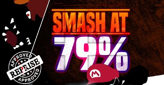 smash at 79% 3
