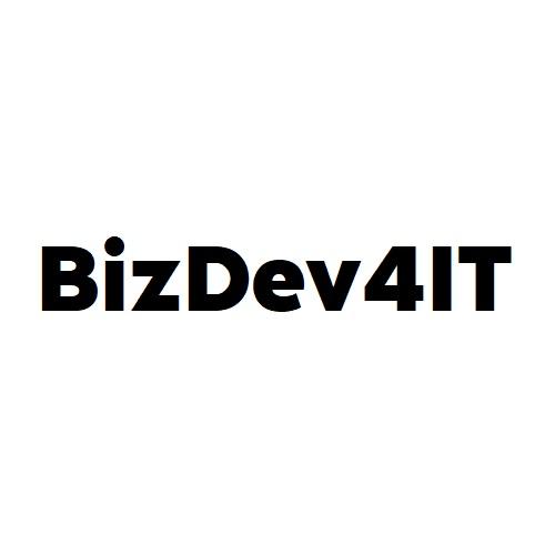 BizDev4IT logo