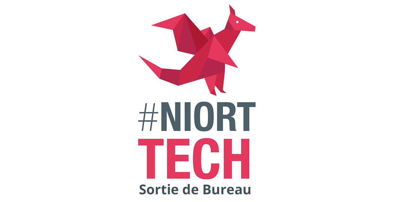 Niort Tech sortie de bureau