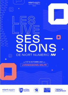 live sessions niort 2021