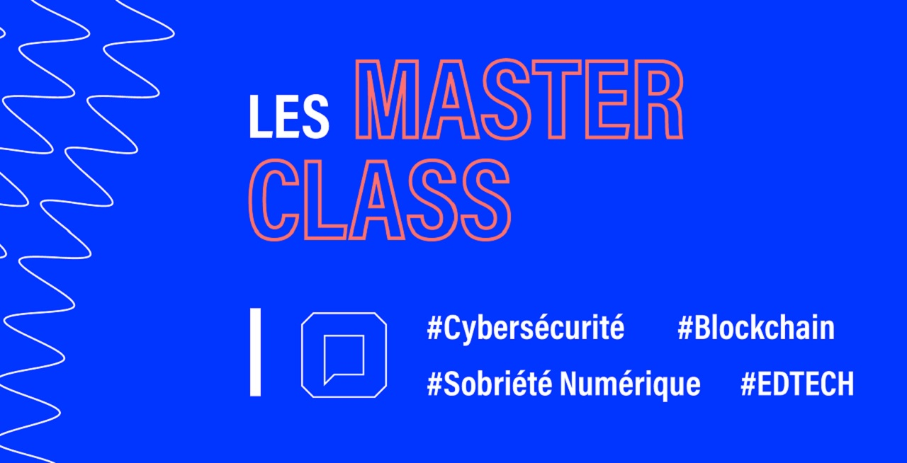 master class des live sessions 2021 niort numeric